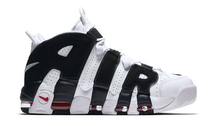 Nike スニーカー SS17 NIKE AIR MORE UPTEMPO MEN'S BULLS MEN'S 6-14 送料無料