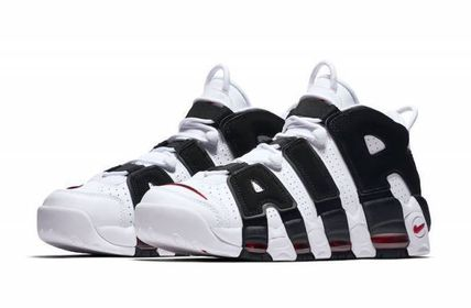Nike スニーカー SS17 NIKE AIR MORE UPTEMPO MEN'S BULLS MEN'S 6-14 送料無料(2)