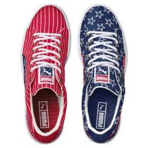 PUMA(プーマ) スニーカー 【送料無料】PUMA BASKET CLASSIC 4TH OF JULY MEN'S SNEAKERS