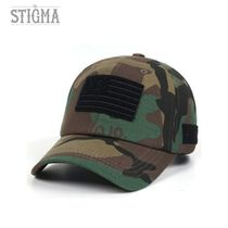 STIGMA(スティグマ) キャップ STIGMA☆VS FLAG VELCRO PATCH BASEBALL CAP CAMOUFLAGE ☆