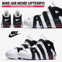 "★ 大人気!☆ NIKE AIR MORE UPTEMPO ""WHITE BLACK"""