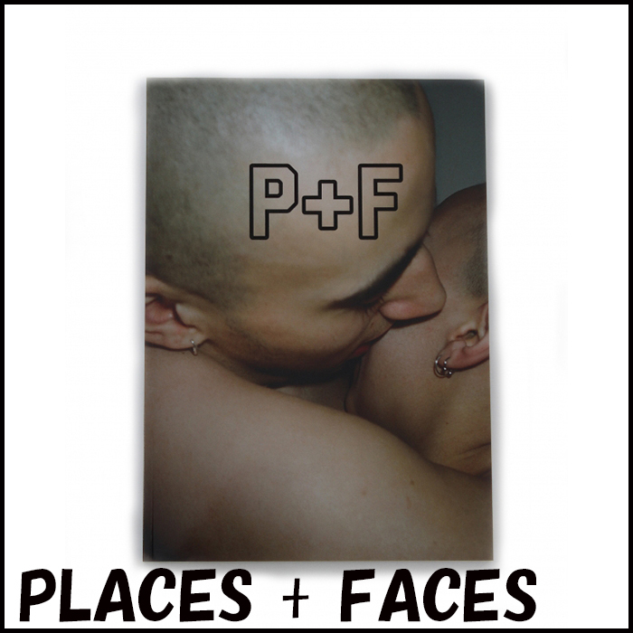 2017SS 新作 ☆PLACES+FACES☆ MAGAZINE ブック