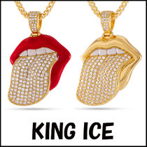Tyga愛用BR ☆KING ICE☆ The 14K Gold Desire ネックレス