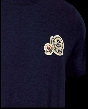 MONCLER Tシャツ・カットソー 完売必至★Moncler★2017AW新作★胸ワッペンTシャツ★4色展開(5)