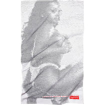 17S/S Supreme Digi Beach Towel ビーチタオル