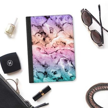 Casetify スマホケース・テックアクセサリー ★Casetify★iPadケース:PASTEL CANDY MARBLE(2)