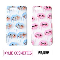 ★送料込【KYLIE COSMETICS】Frosted Blue&Pink iPhone case♪