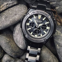★逆輸入モデル★CASIO G-SHOCK G-STEEL GSTS130BD-1A