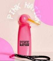 限定品!【Victoria's Secret】 Pink Nation Light-up Fan ミニ