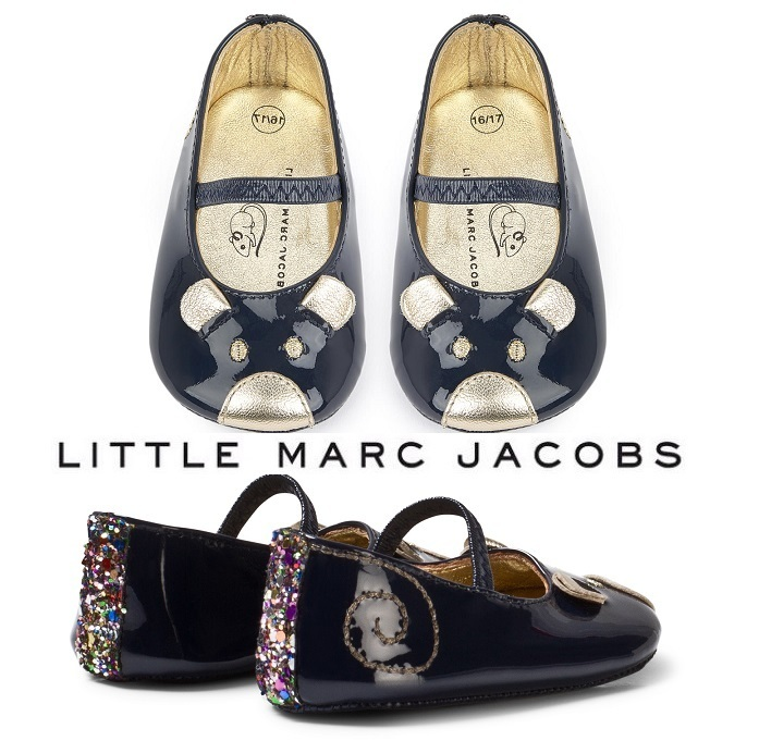 Little Marc Jacobs★可愛い♪ファーストシューズ・パテント