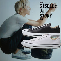 GILSELe JJ STORY!LEATHER(レザー) ALL STAR OX 都会 クリーン