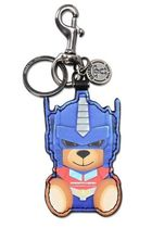 【国内送関税込】新作!MOSCHINO☆Transformer×bear Key ring