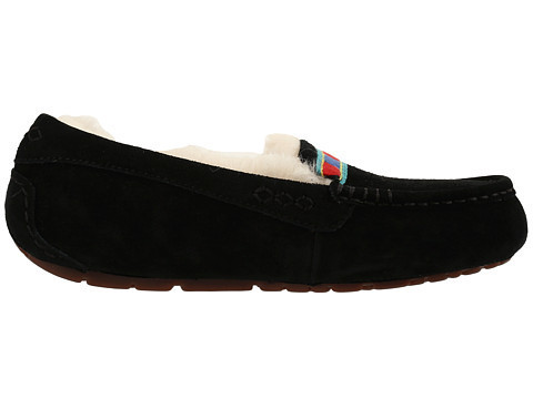 セール UGG Ansley Embroidery / Black  手元在庫