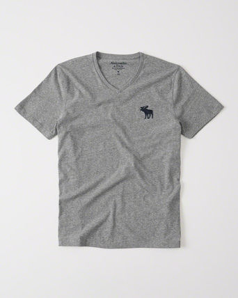Abercrombie & Fitch Tシャツ・カットソー 【即日発送!】アバクロ★ビッグロゴ★Tシャツ★SMLサイズ(2)