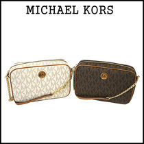 【即発★3-5日着】Michael Kors★LOGO FULTON CROSS★