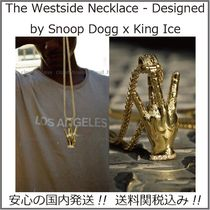 【King Ice x Snoop Dogg】The Westsideネックレス☆国内発送