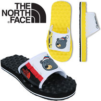 THE NORTH FACE★KID CAMPRIPAN SLIDE 2/O キッズスリッパ