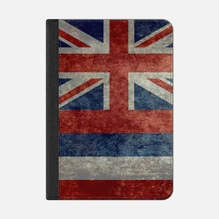 ★Casetify★iPadケース#FLAG OF HAWAII - VINTAGE RETRO VER