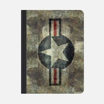 ★Casetify★iPadケース#AIRFORCE STAR ROUNDEL - DISTRESSE