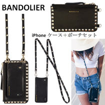 ★ケース+ポーチセット♪★Bandolier Sarah iPhone6/7(Plus) ★
