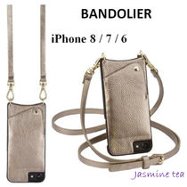 ★新作♪★即発Bandolier Emma Metallic Light Bronze 6/7Case★