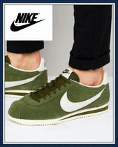 ☆SELL品☆ Nike Cortez Leather Trainers In Green スニーカー