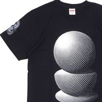 在庫有り★送料込み★Supreme M.C.Escher Three Spheres Tee Blk