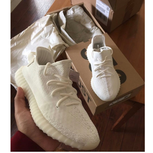 "adidas★yeezy boost 350 v2 ""cream"" イージーブースト"