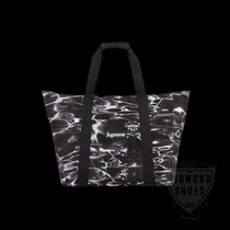 SS17 SUPREME RIPPLE PACKABLE TOTE BLACK ブラック 送料無料
