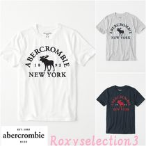 【Abercrombie Kids】Logo Graphic Tee グラフィックTシャツ♪