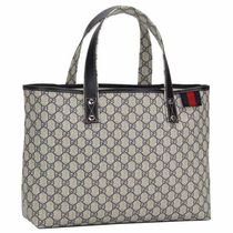 GUCCI A4収納可!人気のGG柄!トートバッグ 211134 【即発】