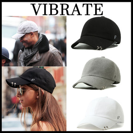 3色VIBRATE★バイブレート★TWIN RING BALL CAP
