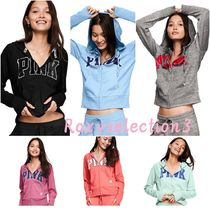 【Victoria'sSecret】PERFECT FULL-ZIP ジップパーカー