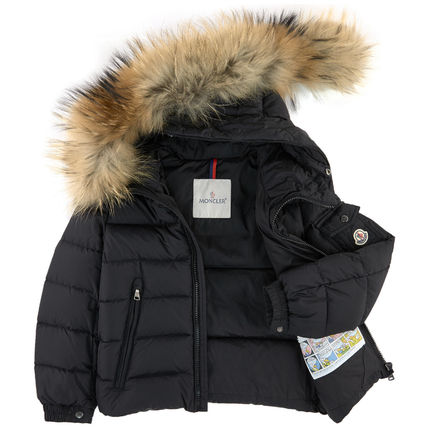 MONCLER アウター 大人もOK 17/18モンクレールキッズ フード付BYRON 12A/14A(2)