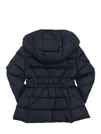 MONCLER アウター 大人もOK 17/18モンクレールキッズ 人気のSABY ネイビー 12A/14A(2)