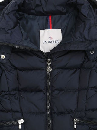 MONCLER アウター 大人もOK 17/18モンクレールキッズ 人気のSABY ネイビー 12A/14A(3)