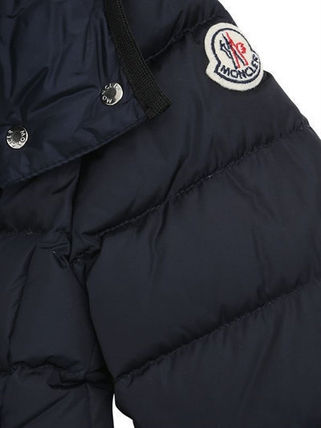 MONCLER アウター 大人もOK 17/18モンクレールキッズ 人気のSABY ネイビー 12A/14A(6)