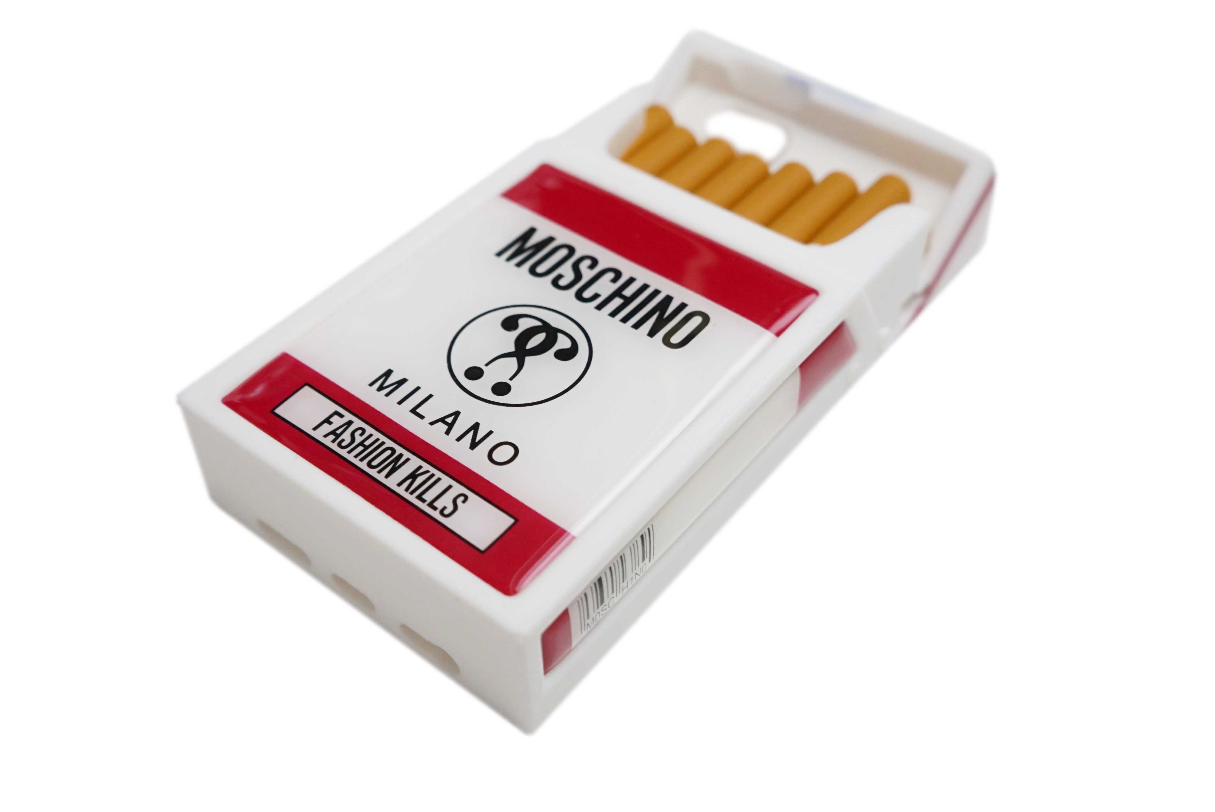 MOSCHINO megbabyさん愛用 iphone6 ケース 正規品 Tabacco