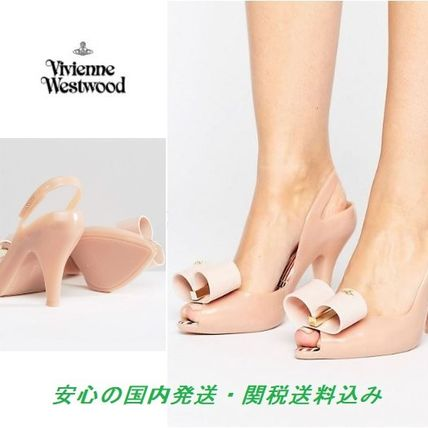 Vivienne Westwood For Melissa Lady Dragon Bow Sandal♪