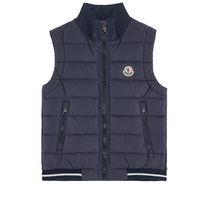 Moncler★2017AW新作★ダウンベスト★紺★8/10A