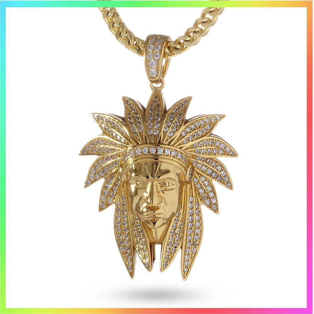 King Ice★The 14K Gold .925 Sterling