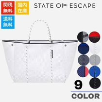 State of Escape(ステイトオブエスケープ) マザーズバッグ 国内発送 State of Escape エスケープバッグ ロンハーマン 取扱