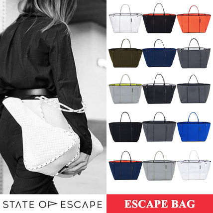 State of Escape マザーズバッグ 国内発送 State of Escape エスケープバッグ ロンハーマン 取扱