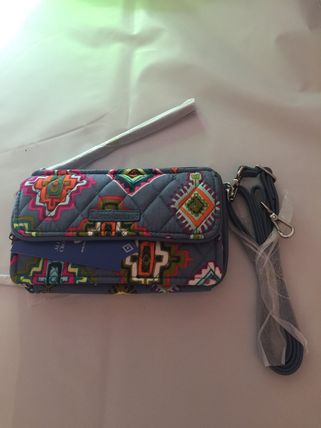 Vera Bradley iPhone・スマホケース All in one Crossbody for iPhone 6+(4)