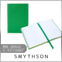 SMYTHSON(スマイソン) ノート 【VIPセール】SMYTHSON★Soho leather notebook ノート