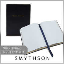 SMYTHSON(スマイソン) ノート 【VIPセール】SMYTHSON★Travel Journal Panama notebook ノート