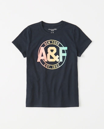 Abercrombie & Fitch Tシャツ・カットソー 本物保証!アバクロ Abercrombie&Fitch-Tシャツ-tg14