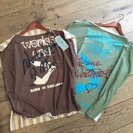 Vivienne Westwood Tシャツ・カットソー ☆ワールズエンド限定☆WORLDS END スクエア Tシャツ