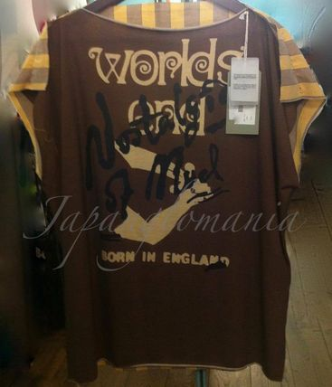Vivienne Westwood Tシャツ・カットソー ☆ワールズエンド限定☆WORLDS END スクエア Tシャツ(2)
