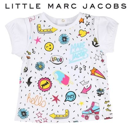 Little Marc Jacobs★プリントTシャツ(6M~3Y)fantaisie 2017SS